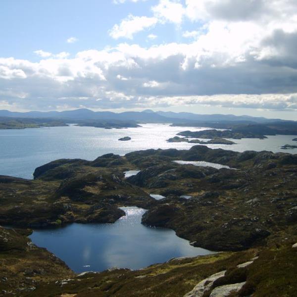Hebridean Sea Salt Peat Smoked