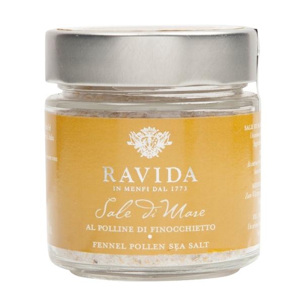 Ravida Fennel Pollen Sea Salt