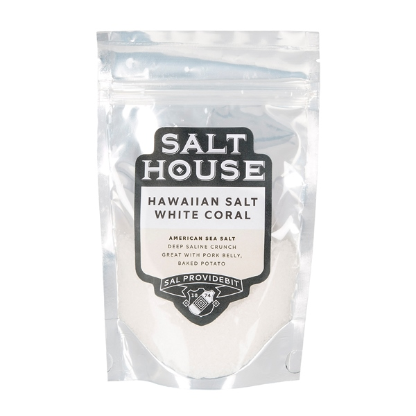 Salthouse Hawaiian White Coral Sea Salt