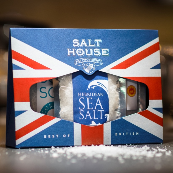 Salthouse British Gift Pack