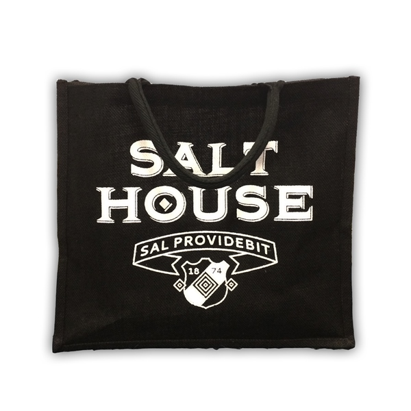 Salt House Jute Bag
