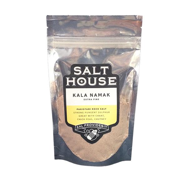 Salthouse Kala Namak Rock Salt Extra Fine