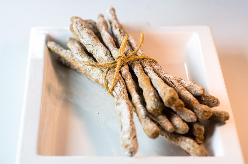 Multigrain Breadsticks and Saltverk Flaky Sea Salt