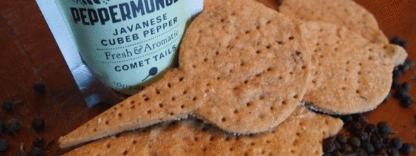 Cubeb Pepper Shortbread