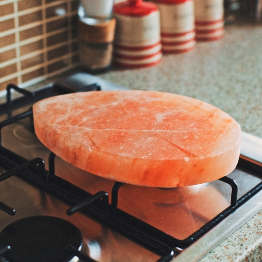 Himalayan Salt Block Oval
