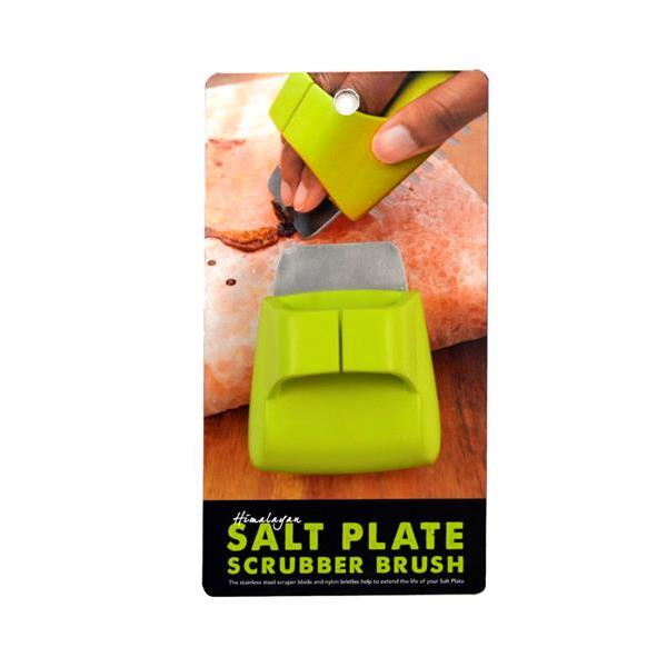 Himalayan Salt Block Cleaning Brush