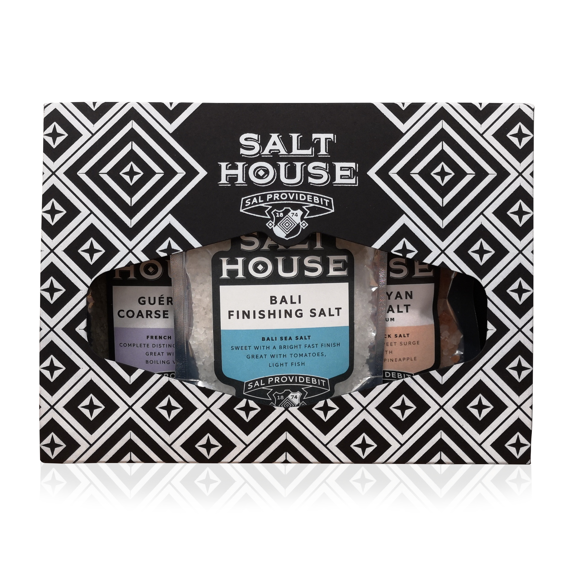 Salthouse Classic Salt Gift Pack
