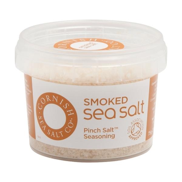 Cornish Sea Salt Smoked
