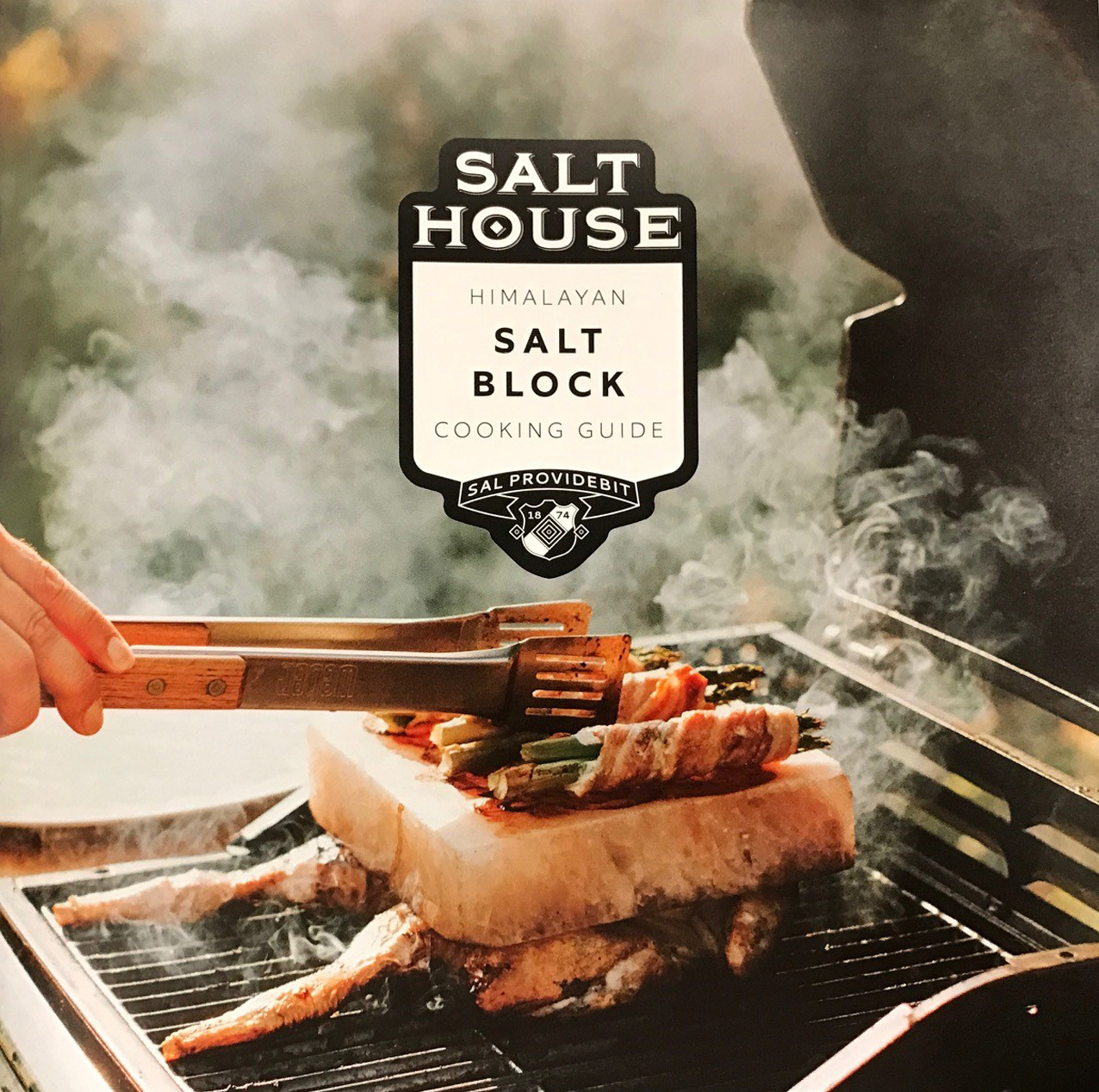 Salthouse Himalayan Salt Block Cooking Guide