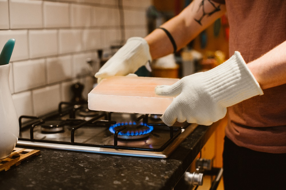 Caring for your Himalayan Salt Block