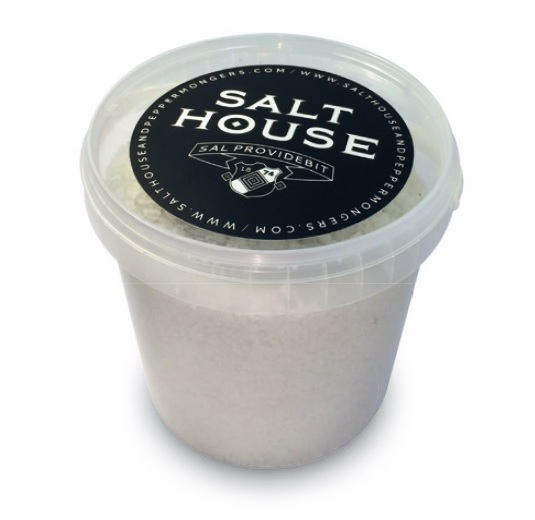 Salthouse Natural White Rock Salt 1kg