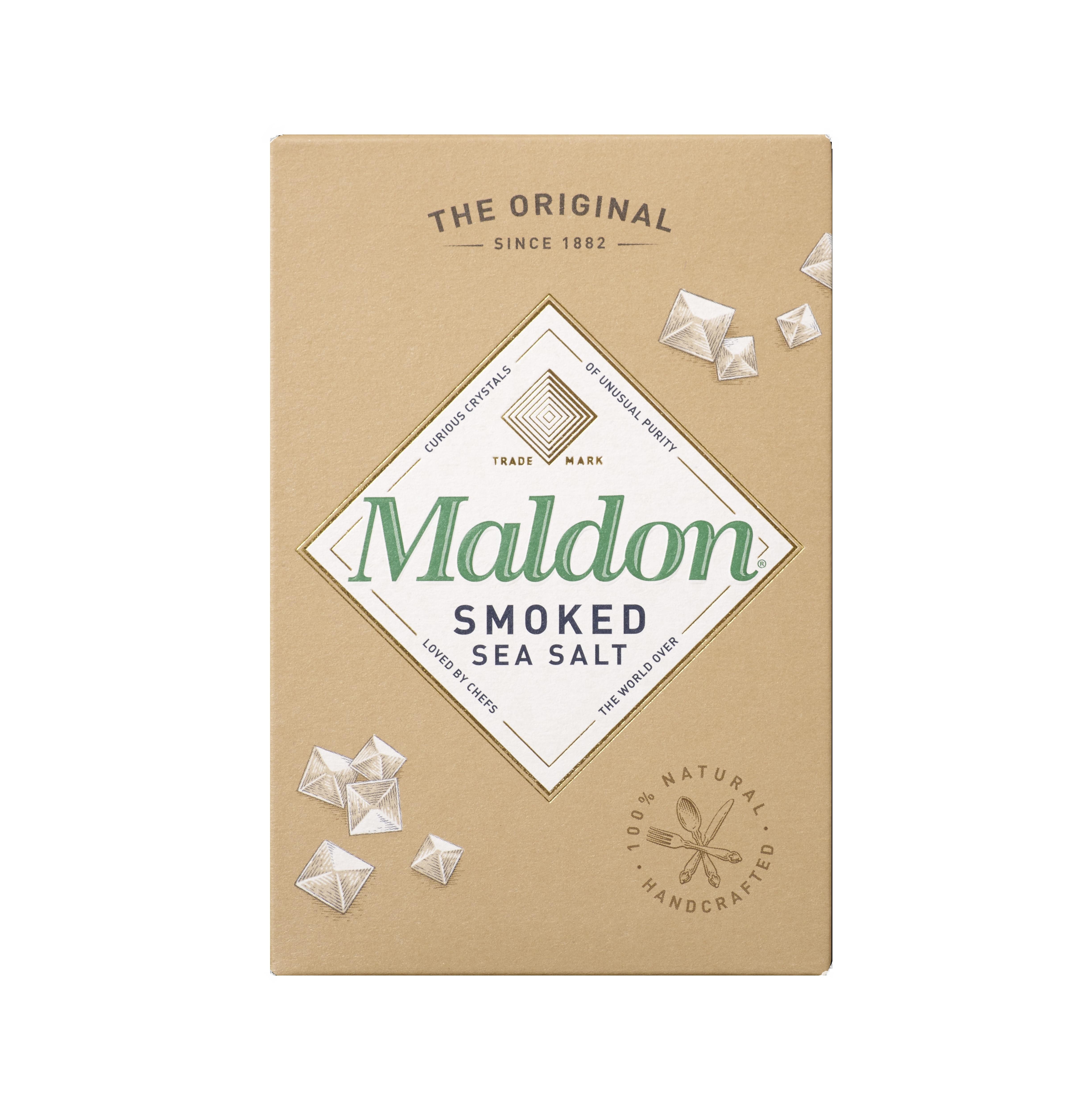 Maldon Smoked