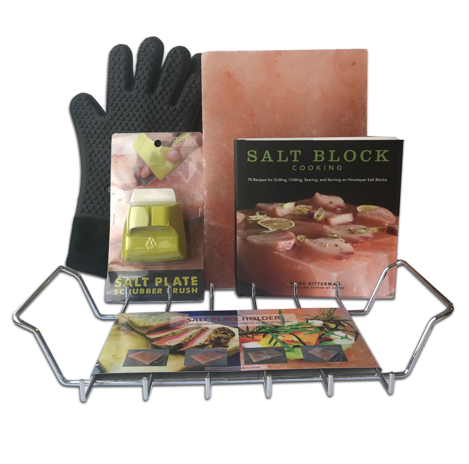 Salt Block Cooking Deluxe Kit