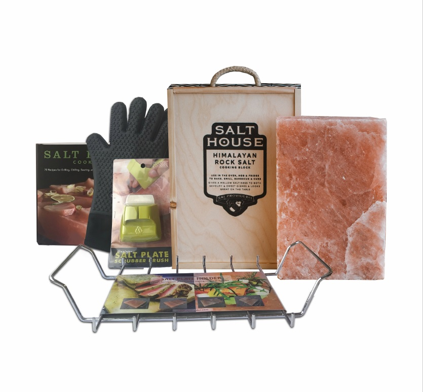 5 Benefits of Himalayan Salt Block Cooking image