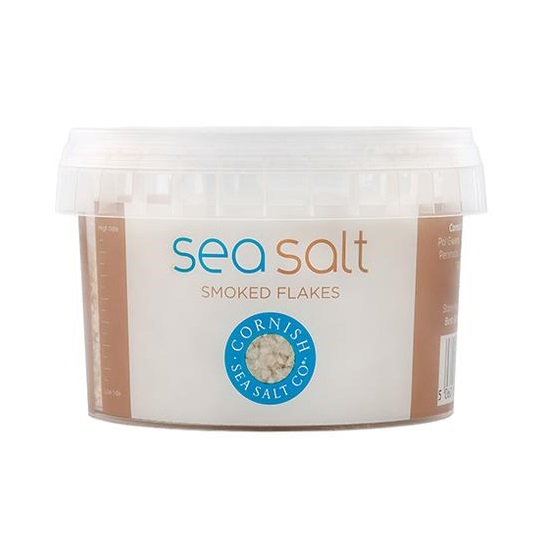 Cornish Sea Salt Smoked 125g