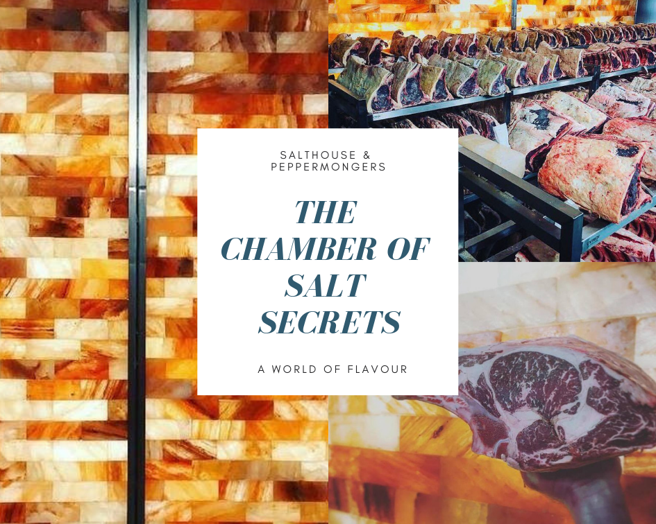 The Chamber Of Salt Secrets