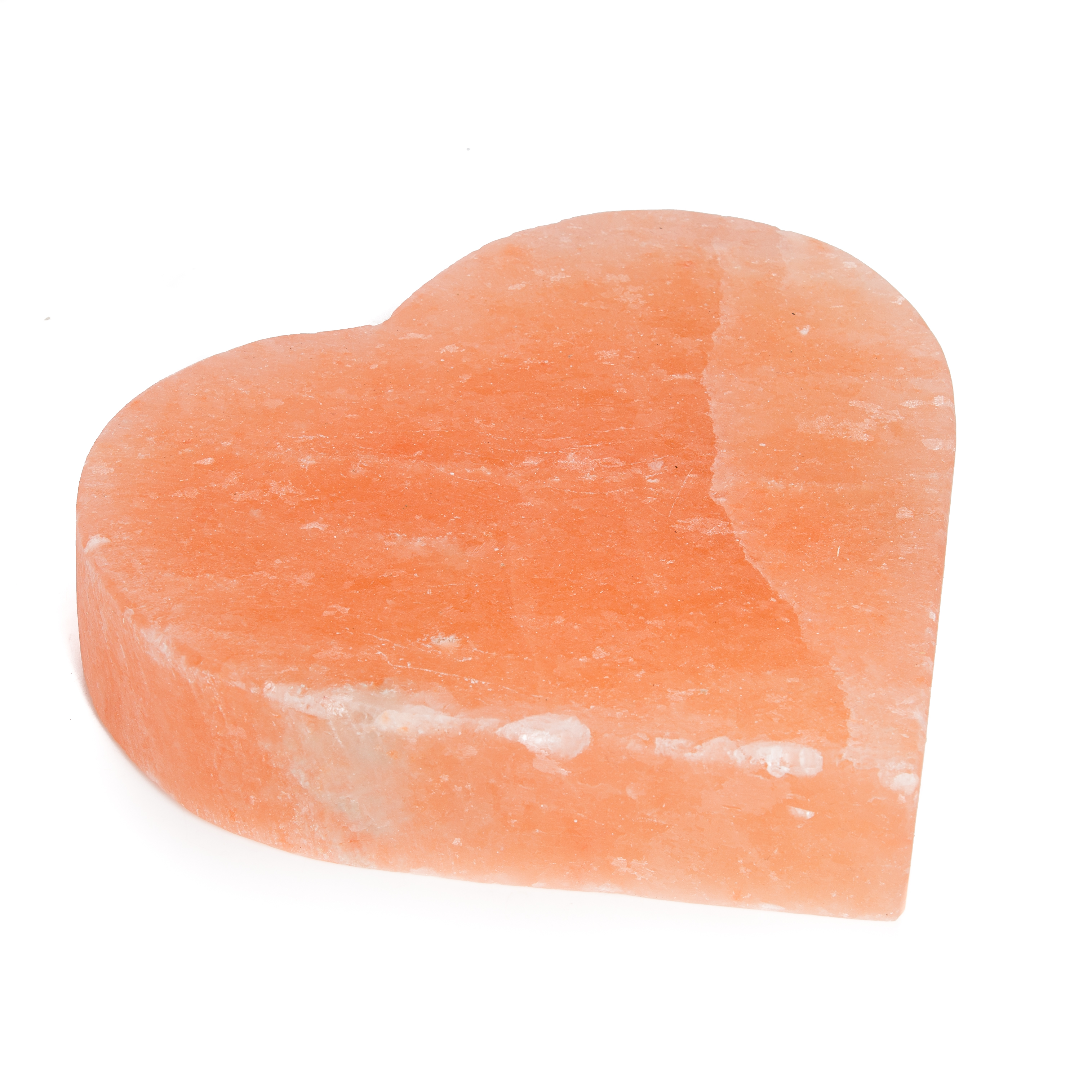 Salthouse Heart Shaped Himalayan Salt Block in Box
