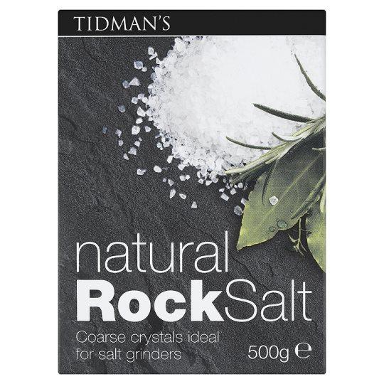 Tidman's Rock Salt