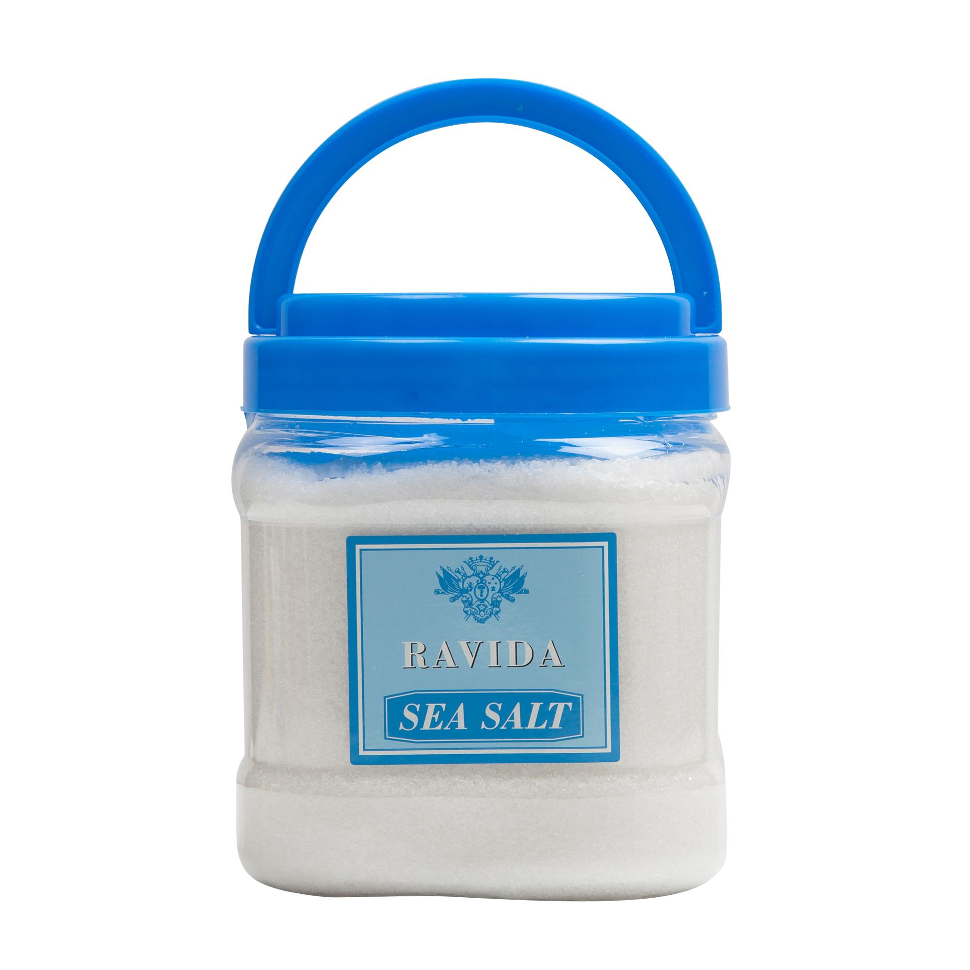 Ravida Sea Salt 1600g Bucket