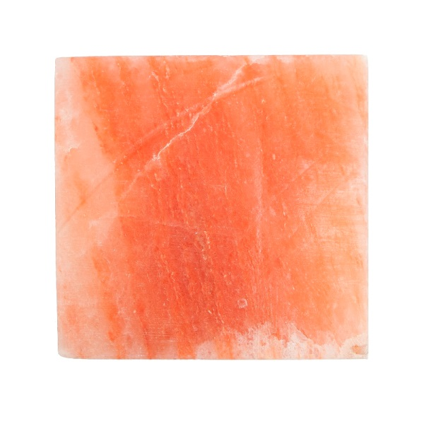 Square Himalayan Salt Block 8x8x1.5