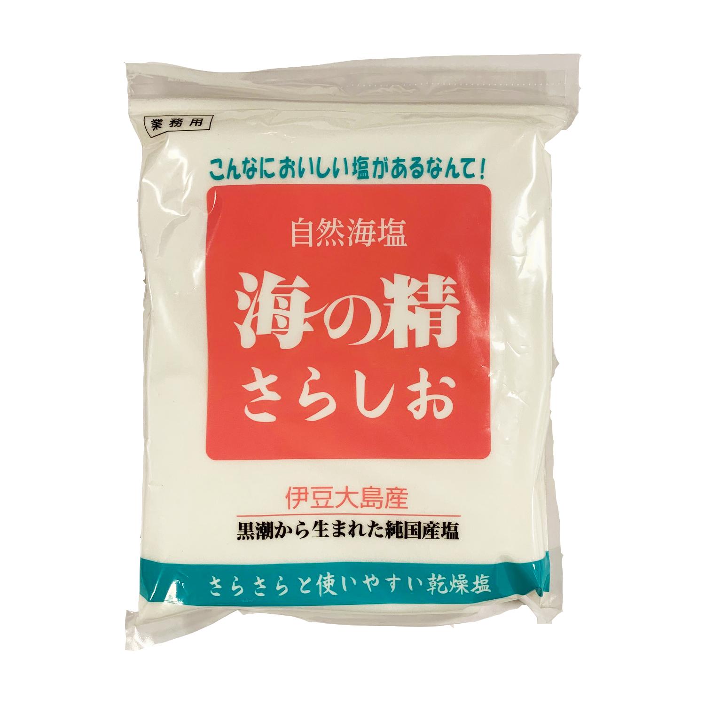 Umi No Sei Oshima Ara Shio Dry Pink 1000g Bag