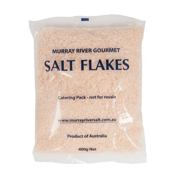 Murray River Sea Salt Flakes 400g Bag