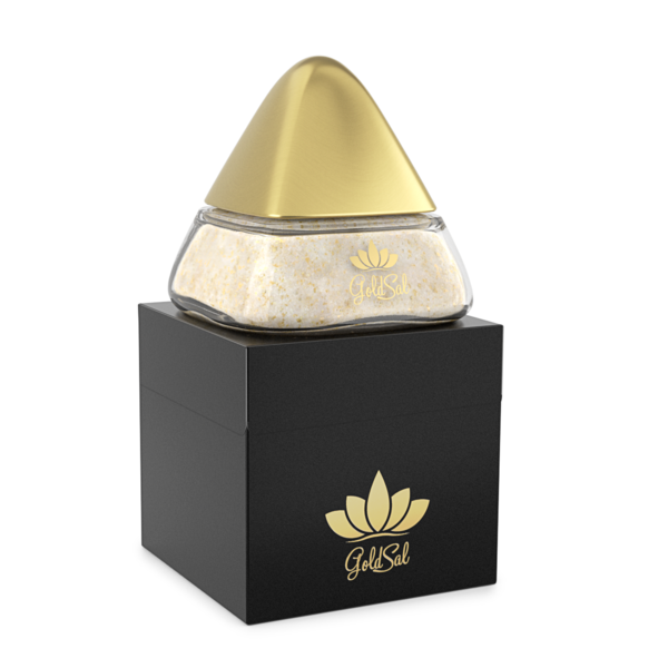 GoldSal 100g Jar