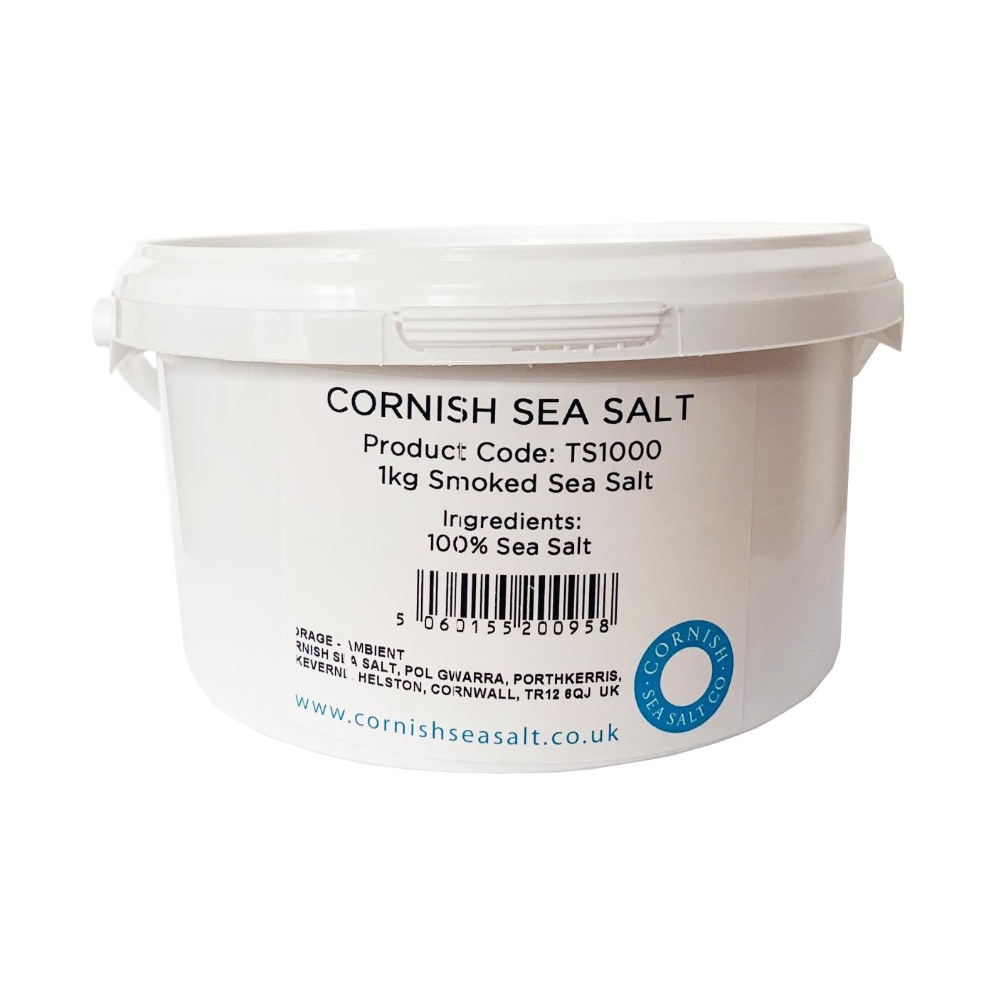 Cornish Sea Salt Smoked 1000g
