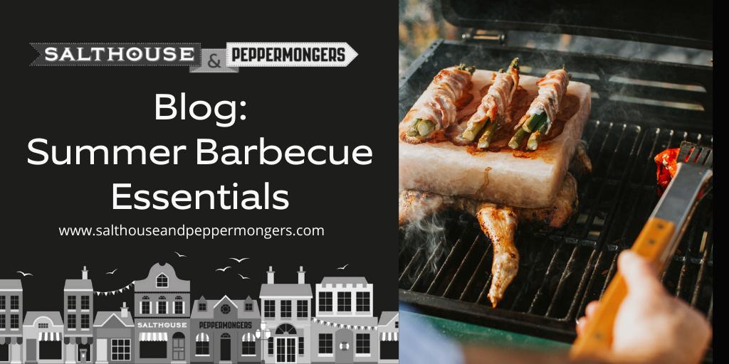 Summer Barbecue Essentials 2021